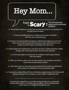 Why sugar is SCARY! Do we consider why we are eating what we eat?