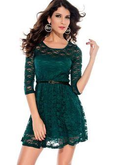 Dissa New Temperament Long Sleeve Women Bodycon Dress,Green Dissa http://www.amazon.com/dp/B00G4TJ11U/ref=cm_sw_r_pi_dp_dZEJwb0PPERH6