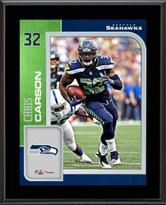 Chris Carson Seattle Seahawks 49ers 10.5