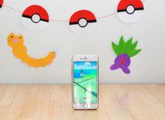 Wat zijn ze leuk, deze Pokemon Go knutselwerkjes. Echt wat voor mijn jongens! @biancxx #gameknutsel