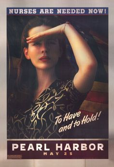 Pearl Harbor 11x17 Movie Poster (2001)