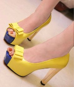 Free Shipping 2013 Summer Open Toe women shoes candy color block decoration women sandals bow platform thick high-heeled shoes