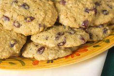 Quinoa Cranberry Cookies