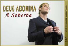 LIÇÃO 05 – DEUS ABOMINA A SOBERBA by Escola Bíblica Dominical via slideshare