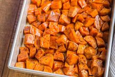 """Candied Yams made with sweet potatoes, brown sugar, cinnamon, and mini marshmallows are the PERFECT side dish and ready in under 60 minutes! """