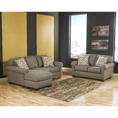 Benchcraft Danely Chaise Sofa & Reviews | Wayfair