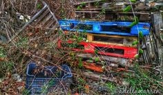 Abandoned Farm Building - Spring Texas
