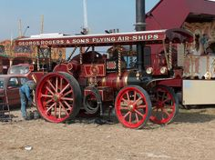 Antique Tractors, Fun Fair, Steam Engine, Rally, Engineering, Old Things, Stirling, Pumping, Rollers