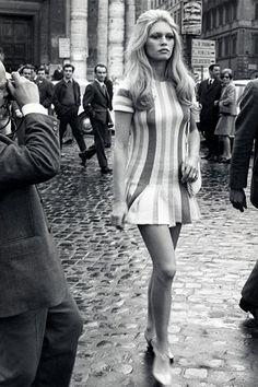 brigitte and the birth of the miniskirt