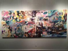 "Saatchi Art Artist Jim Abuan; Painting, ""Untitled2015"" #art"