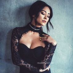 2c1c7b58a7dae Frill Halter Long Sleeve Lace Black Bandage Dress http://www.celebdressy.