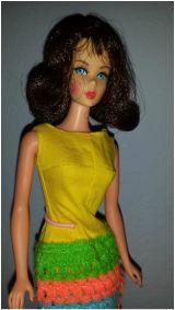 1969 TNT Barbie #1160