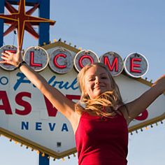 """Girls getaway in Vegas - recommends a spa day to finish off the trip, who can say """"no"""" to that?!"""