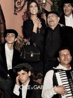 Nhu: La fiesta italiana de Dolce & Gabbana