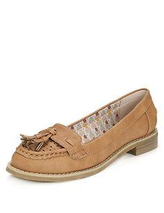 Slip-On Tassel Loafers Clothing