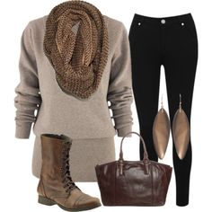 """""""Neutrals"""" by blissful11 on Polyvore.. seriously in love with this outfit.."""