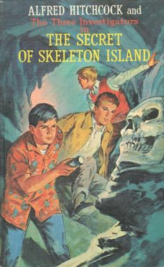 Alfred Hitchcock | The Three Investigators in The Secret of Skeleton Island
