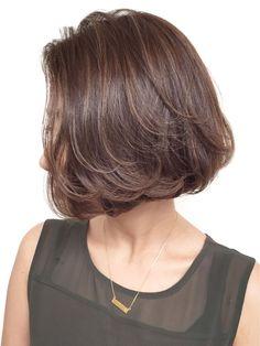 7トーン ハイライトカラー Short Wavey Hair, Short Grunge Hair, Short Hair Cuts, Medium Hair Cuts, Medium Hair Styles, Curly Hair Styles, Wavy Bob Hairstyles, Pretty Hairstyles, Haircuts