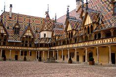 Hospices de Beaune -Comité Régional du Tourisme de Bourgogne