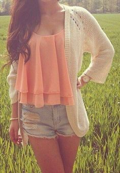 Summer going into fall Love it repinned by #socovintage SoCoVintage.com