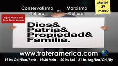 Nosotros Latam Nro. 29. Conservatismo cultural vs Marxismo Cultural. 29-...