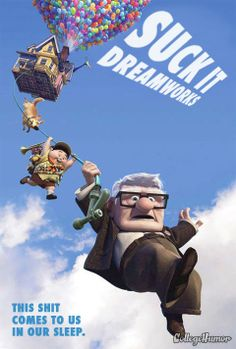 Honest Movie Titles...     Oscar Nominees 2010: Up
