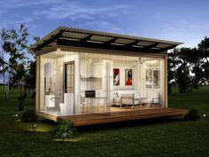 Monaco - One Bedroom - Modular Homes