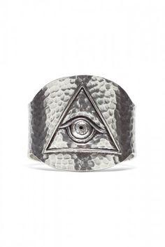 low luv x erin wasson evil eye cuff $138