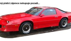 Chevrolet Camaro RS V6 1987