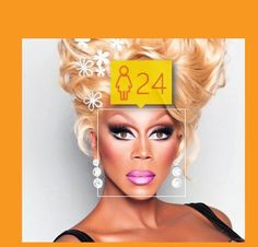 How old? Rupaul's Drag Race