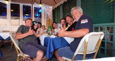 a great week together - final dinner at pizzeria ristorante Sent 'Co - Procida - Italy - copyright Michele Pilotto #sailing #sailingandsea #sailingcharter #vela #vacanzea vela