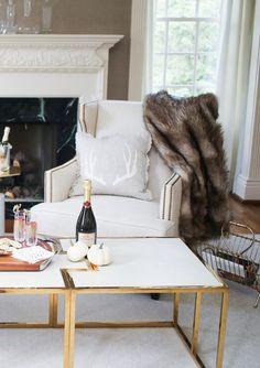 Home Decor for Fall Entertaining - Fashionable Hostess | Fashionable Hostess