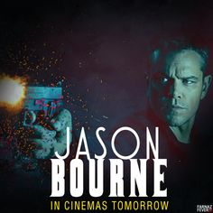 Back In Action!  #JasonBourne #MattDamon