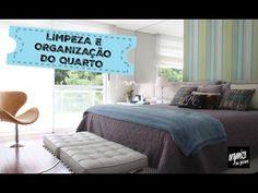 ROTINA DE LIMPEZA E ORGANIZAÇÃO DO QUARTO   Organize sem Frescuras!