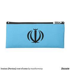 Iranian (Persian) coat of arms Pencil Case