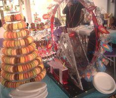 party fete foraine circus grande rous rorain party bonbon Nali : diy