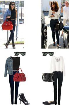 """Selena Gomez street style"" by fashionista-cutiegirl on Polyvore"