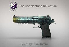 Counter-Strike Global Offensive: The Cobblestone Collection: Desert Eagle Hand Cannon