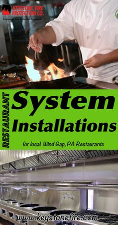 Restaurant System Installations Experts for Wind Gap, PA (215) 641-0100 Call Keystone Fire Protection.. We are the complete source for Restaurant System Service for Local Pennsylvania Restaurants. We keep local restaurants Fire Code Compliant.