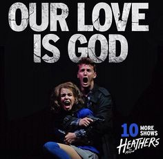 Heathers Musical Quotes heathers the musical: i love jd and his ... Heathers The Musical Jd