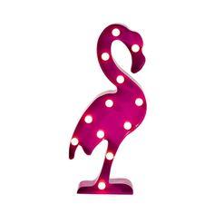 Flamant rose lumineux - Luminaire Flamant rose - Le best seller à avoir chez soi !