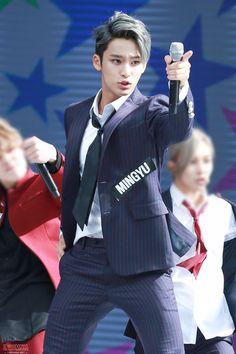 Who scrolls through the feed saving mingyu pics? Mingyu: (you) *nods*
