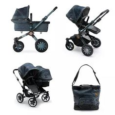 Just released from @bugaboohq!! Their second installation of Bugaboo by Diesel has been announced and man, are we loving it. The Buffalo gets a complete Diesel makeover with gorgeous details on the frame, and the tailored fabric is available for the Donkey. Expected release November 2015, and that's not a moment too soon! #bugaboodiesel #bebrave http://pishposhbaby.com