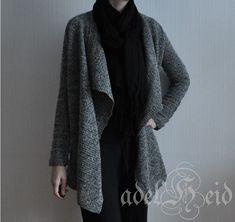 Huldan takki pattern by Heidi Lindroos   adelheid 571b354e37