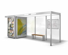 modern bus stop - Поиск в Google