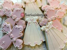 First Holy Communion Cookies - someday...