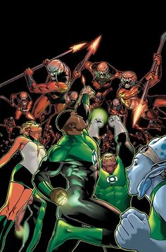 GREEN LANTERN: THE LOST ARMY #2 Written by CULLEN BUNN Art and cover by JESUS SAIZ