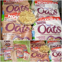 Moja paczka z Kampanii Nestlé CHEERIOS OATS :) #CheeriosOats #ChrupkiePlatkiOwsiane  https://www.facebook.com/photo.php?fbid=1051446694895953&set=o.145945315936&type=3