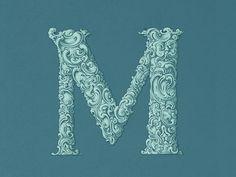 Fancy »M« Cap ... by Arno Kathollnig