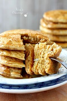 Hello! Thanks so much for signing up for my weekly newsletter! Pancakes are one of my favorite foods and I absolutely love Kodiak Cakes brand pancake/waffle mix. Kodiak Cakes Flapjack and Waffle Mix is made with 100% whole grain flour and oat flour with a few other ingredients like baking powder and salt. Most light andRead More »